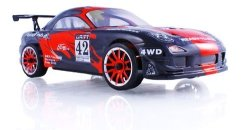 HSP / HIMOTO Flying Fish II Mini Drift - Mazda RX7 2,4 GHz