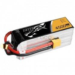 4500mAh 22.2V 25C TATTU Gens Ace