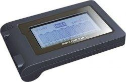 Monitor 4 w 1 do ładowarek Vista Power z portem USB