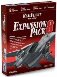 Expansion Pack 8 dodatek do symulatora RealFlight