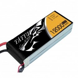 12000mAh 14.8V 15C TATTU Gens Ace