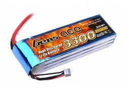 3300mAh 11.1V 25C Gens Ace
