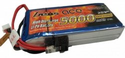 5000mAh 7.4V 5C Gens Ace RX/TX - nadajnikowy
