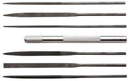 Maxx Knives - Pilniki zestaw 6 szt + rączka