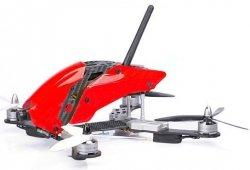 Rama quadcopter Robocat 280mm - włókno węglowe