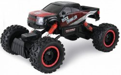 Rock  Crawler 4WD 1:14  Czarno - czerwony