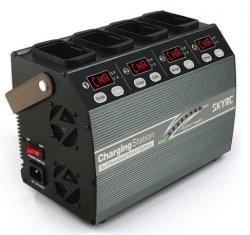 Ładowarka 4-kanałowa SkyRC 4x100W dla DJI Phantom 3 i 4