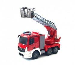 Straż pożarna Mercedes Arocs z armatką wodną 2.4GHz