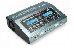 Ładowarka SkyRC D400 20A 400W LiPo/LiIon/LiFe/LiHV 1-7S, NiMH 8S AC/DC