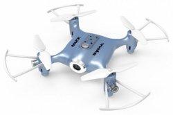 X21W  (kamera FPV, 2.4GHz, żyroskop, auto-start, zawis) - Niebieski