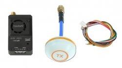 Nadajnik Tarot 5.8GHz 1000mW 32CH FPV Audio/Wideo + Antena