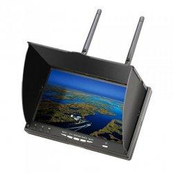 Monitor FPV LCD5802D 5802 (5.8GHz, 32CH, 800x480, 7, 7.4V/2000mAh)