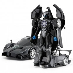 Pagani Transformer 1:14 2.4GHz RTR - Czarny