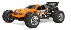 HPI RTR FIRESTORM 10T WITH 2.4GHz and DSX-1 TRUCK BODY