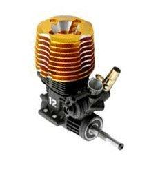 Silnik spalinowy SH ENGINE o pojemności 2,11cm (12.) 4-portowy