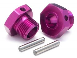 17MM HEX HUB ADAPTER (2PCS)