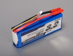 Akumulator Turnigy LiPo 3300mAh 11,1V 3S 30 - 40C
