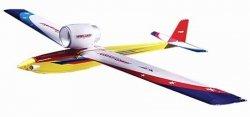 Soarjet EP ARF Airline + silnik BL 3500kv