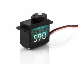 Serwomechanizm mikro Redox S90 9-gramowe