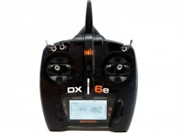 DX6e DSMX Spektrum, AR610 Mode 1-4