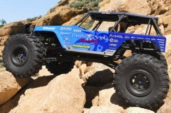 Model RC Axial Jeep® Wrangler Wraith Poison Spyder 1:10 RTR