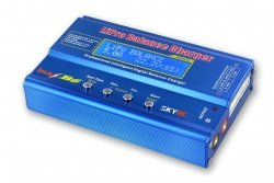 ŁADOWARKA PROCESOROWA SkyRC iMAX B6 + zasilacz SkyRC 15V 4A