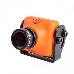 RunCam Swift 2 FOV130, 600TVL, IR, WDR, 5-36V pomarańczowa