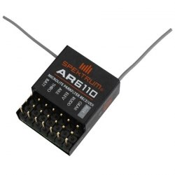 Spektrum DSM2 - odbiornik 6CH Micro AR6110
