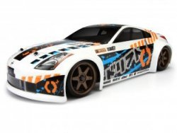 Sprint 2 Drift Nissan 350Z 4WD 2,4 GHz RTR - 106154 - HPI