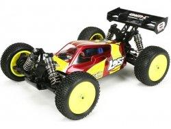 Losi Mini8 1:14 4WD Brushless czerwony RTR