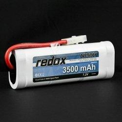Redox 3500 mAh 7,2V - Pakiet NiMH