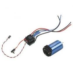 Silnik bezszczotkowy Xcelorin 1:10 7500obr/V + regulator