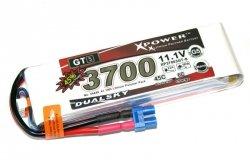 Akumulator Li-Po Dualsky 3700mAh 45C/6C 11.1V