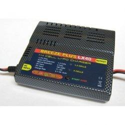 Ładowarka Fusion Breeze Plus LX40 AC/DC 1-4 LiPol