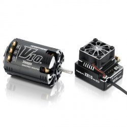 Zestaw napędowy XERUN XR10 Pro + V10 6.5T Hobbywing