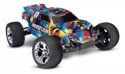 Traxxas 1/10 RUSTLER RTR XL-5 model samochodu R/C