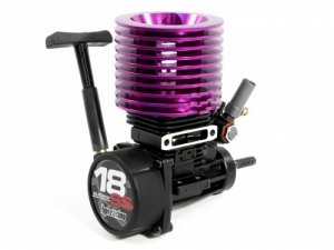 HPI NITRO STAR 18SS ENGINE WITH PULLSTART