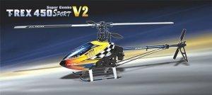 ALIGN T-REX 450 SPORT V2 Super Combo - GP790