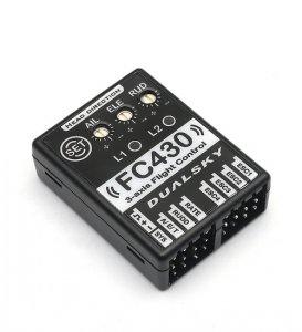 Dualsky kontroler FC430 - jednostka centralna z żyroskopem do wi