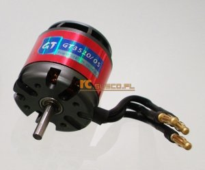 Silnik bezszczotkowy EMAX GT3520/05