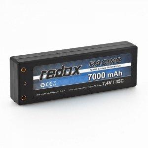 Akumulator Li-Po REDOX 7000 mAh 7,4V 35C