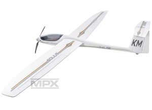 MULTIPLEX - SOLIUS ARF - zestaw motoszybowca
