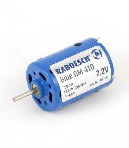 Szczotkowy silnik elektryczny Blue RM410 7,2V - RABOESCH