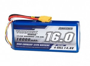 Akumulator LiPo TURNIGY 16000mAh 14,8V 4S 12C