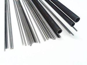 Pręt stalowy O 1,2x1000 mm