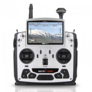 PROMOCJA! Walkera DEVO F12E FPV Transmitter 5.8Ghz Image Monitor 12CH