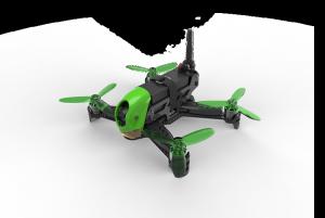 Dron wyścigowy Hubsan H123 X4 Jet ARF