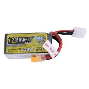 Akumulator Tattu R-Line 1300mAh 14,8V 100C 4S1P HV