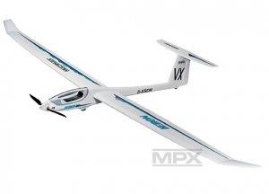 MULTIPLEX - BK HERON - zestaw motoszybowca KIT