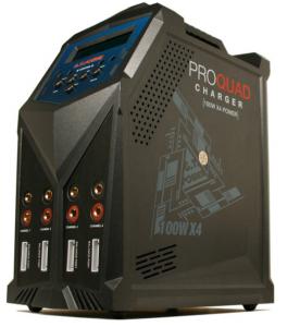 Ładowarka 4-kanałowa CHARGER 4x100W 7A 1-6S + akcesoria